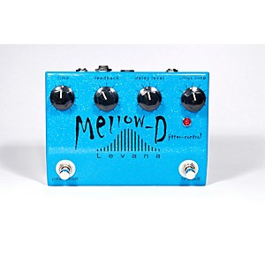 Studio-Blue-Mellow-D-Digital-Delay-Guitar-Effects-Pedal-Standard