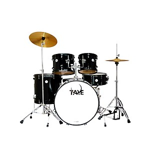 Taye-Drums-Galactic-Series-Audition-5-Piece-Drumkit-Black