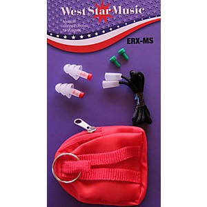 WestStar-ERX-MS-Earplugs-In-Soft-Case-With-Cord-Standard