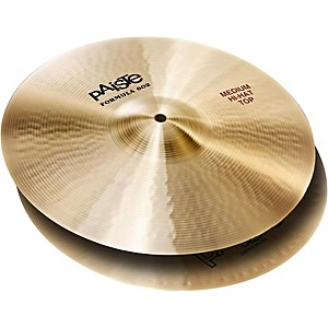 Paiste-Formula-602-Medium-Hi-Hat--Pair--14-Inch