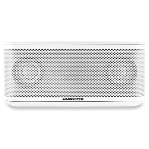 Monster-Clarity-HD-Micro-Bluetooth-Speaker-White
