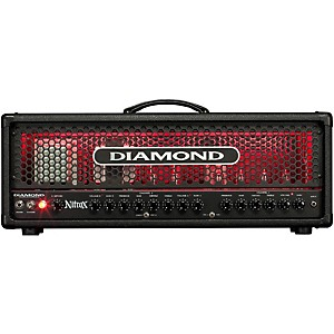 Diamond-Amplification-Nitrox-USA-Custom-Series-100W-Modern-Tube-Guitar-Amp-Head-Black