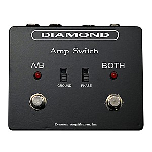 Diamond-Amplification-Amp-Switch-A-B-Y-Amp-Footswitch-Standard