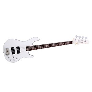 G-L-Tribute-M2000-4-String-Electric-Bass-Gloss-White-Rosewood-Fretboard