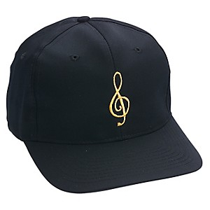 AIM-Black-Gold-Treble-Clef-Hat-Standard