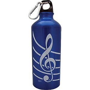 AIM-Treble-Clef-Aluminum-Bottle--Blue--Standard