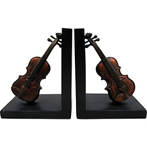 AIM-Violin-Bookends-Standard