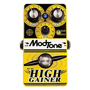 MODTONE-High-Gainer-Super-Distortion-Guitar-Effects-Pedal-Standard