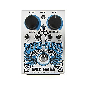 Way-Huge-Electronics-Limited-Edition-Echo-Puss-Analog-Delay-Pedal-Standard