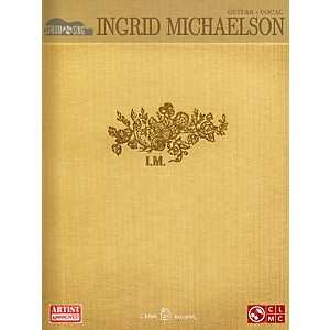 Cherry-Lane-Ingrid-Michaelson-Strum---Sing-Series-for-Easy-Guitar-Standard