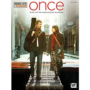 Hal-Leonard-Once---Music-From-The-Motion-Picture---Original-Keys-For-Singers-Standard