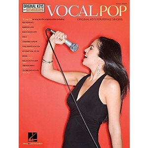 Hal-Leonard-Vocal-Pop---Original-Keys-For-Female-Singers-Standard
