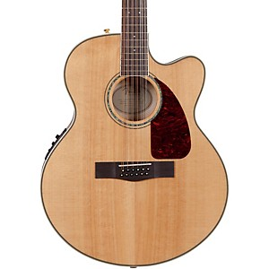Fender-CJ290SCE-12-Flame-Maple-Jumbo-12-String-Acoustic-Electric-Guitar-Natural