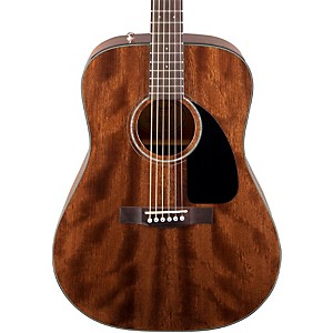 Fender-CD60-All-Mahogany-Acoustic-Guitar-Natural
