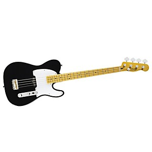Squier-Vintage-Modified-Telecaster-Bass-Black-Maple-Fingerboard
