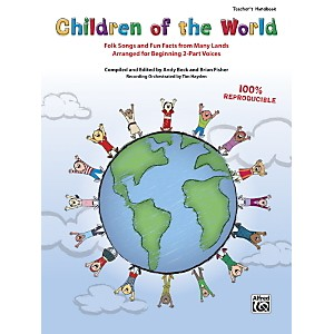 Alfred-Children-of-the-World-Book---CD-Standard