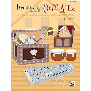 Alfred-Treasures-from-the-Orff-Attic-Book-Standard