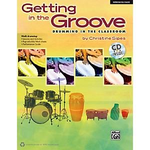 Alfred-Getting-in-the-Groove-Book---CD-Standard