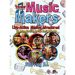 Alfred-Tune-Buddies-Music-Makers-An-Introduction-to-the-Instruments-DVD-Standard