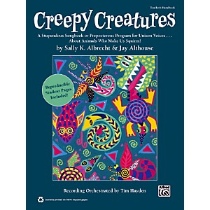 Alfred-Creepy-Creatures-Book---CD-Standard