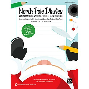 Alfred-North-Pole-Diaries-Book---CD-Standard