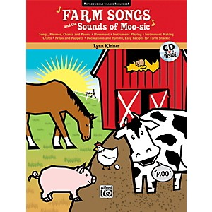 Alfred-Farm-Songs-and-the-Sounds-of-Moo-sic--Book-CD--Standard