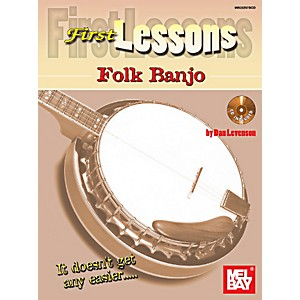 Mel-Bay-First-Lessons-Folk-Banjo-Standard