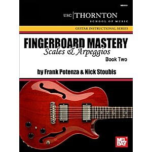 Mel-Bay-Fingerboard-Mastery--Scales-and-Arpeggios-Book-Two-Standard