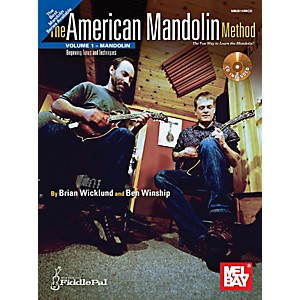 Mel-Bay-American-Mandolin-Method-Volume-1-Standard