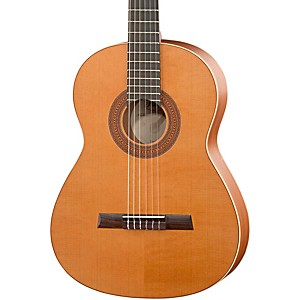 Hofner-Solid-Cedar-Top-Mahogany-Body-Classical-Acoustic-Guitar-Matte-Natural