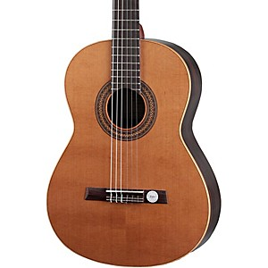 Hofner-Solid-Cedar-Top-Laurel-Body-Classical-Acoustic-Guitar-High-Gloss-Natural