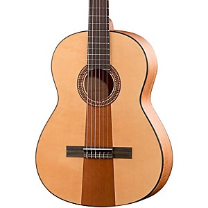 Hofner-Solid-Spruce-Cedar-Top-Aningré-Body-Classical-Acoustic-Guitar-Matte-Natural