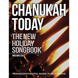 Transcontinental-Music-Chanukah-Today---New-Holiday-Songbook-Book-CD-Standard
