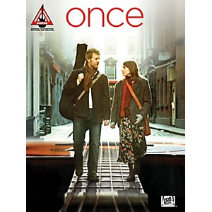 Hal-Leonard-Once---Music-From-The-Motion-Picture-Guitar-Tab-Songbook-Standard