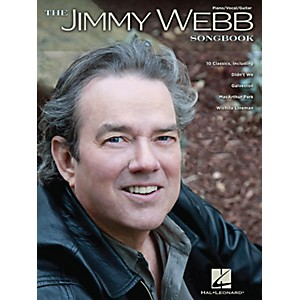 Hal-Leonard-The-Jimmy-Webb-Songbook---Piano-Vocal-Guitar-Composer-Collection-Standard