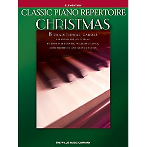 Willis-Music-Classic-Piano-Repertoire--Christmas-Elementary-Level-Piano-Songbook-Standard