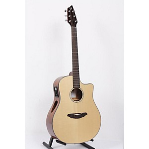 Breedlove-Atlas-Solo-D35-SMe-Acoustic-Electric-Guitar-Natural-886830675744