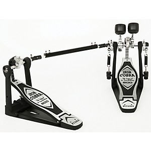 Tama-Iron-Cobra-600-Series-Double-Bass-Drum-Pedal-Standard