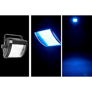 Chauvet-LED-DMX512-Strobe-Effect-w--Built-in-Sound-Mode--DMX--or-Manual-Speed-Adjustments-Standard