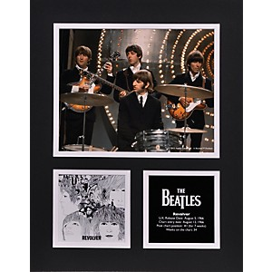 Mounted-Memories-Beatles--Revolver--11x14-matted-photo-Standard