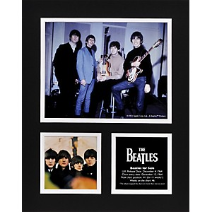 Mounted-Memories--Beatles-For-Sale--11x14-Matted-Photo-Standard