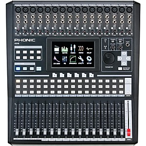 Phonic-IS16-Digital-Mixer-Standard
