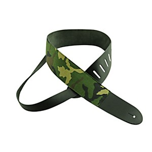 Perri-s-2-5--Leather-Guitar-Strap-CAMO