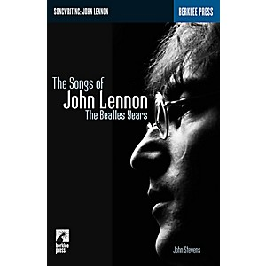 Berklee-Press-The-Songs-Of-John-Lennon---The-Beatles-Years-Standard