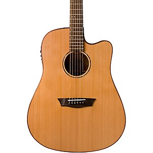 Washburn-WD160SWCE-Solid-Wood-Acoustic-Electric-Guitar-Natural