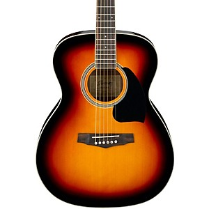 Ibanez-Performance-Series-PC15-Grand-Concert-Acoustic-Guitar-Vintage-Sunburst