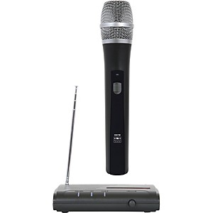 Galaxy-Audio-VHF-Wireless-Handheld-Microphone-System-Freq-Code-V54