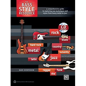 Alfred-The-Bass-Style-Resource-Book---CD-Standard