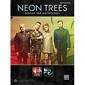 Alfred-Neon-Trees-Anthology-Guitar-TAB-Book-Standard