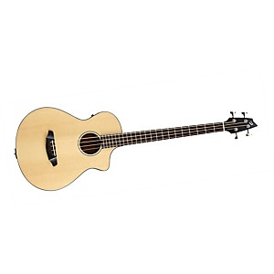 Breedlove-Passport-B350-SMe4-Acoustic-Electric-Bass-Guitar-Natural